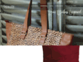 Petite pochette cuir, sac à main cuir Ripauste