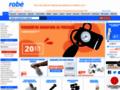 matériel médical sur www.robe-materiel-medical.com