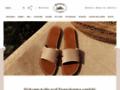 sandales tropeziennes sur www.rondini.fr