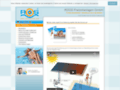 chauffage solaire piscine sur www.roos-system.com