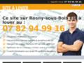 Les propositions de l'électricien sur Rosny-sous-Bois