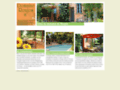 Domaine Roujos introduction page, holiday homes