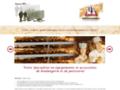 Four de boulangerie | Routhier + fils
