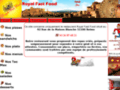 Royal Fast Food, restaurant et pizzeria Halal