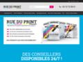 Détails : Rueduprint : le spécialiste de l'impression publicitaire