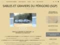 Sables et Graviers du Périgord