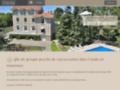 Gîte la maison bleue,Aude,Languedoc Roussillon,Puichéric