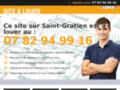 Les propositions de l'électricien sur Saint-Gratien