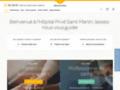Détails : Hôpital privé (clinique) Saint-Martin à Bordeaux – Pessac