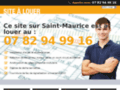 Détails : L'intervention de l'électricien sur Saint-Maurice