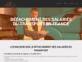 Détails : Bulletin de paie salariés de transport