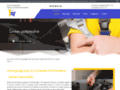 Détails : Garage de montage pneu à Lille