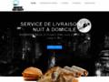 Détails : Livraison Sandwich Nuit