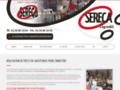 SERECA, entreprise de fabrication de pièces en caoutchouc, Dompcevrin