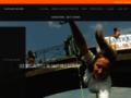 Détails : saut elastique pour réservation de saut en élastique sur le viaduc de Saint-Georges-Le-Gaultier