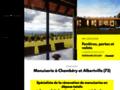 Détails : Fenêtres: Alternative Menuiserie à Mercury (73)
