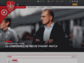 Le site officiel du stade brestois - football à Brest