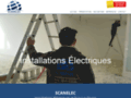 Détails : SCANELEC: Installations Électriques et Travaux Divers
