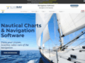 Logiciel de cartographie et de navigation assistée par GPS