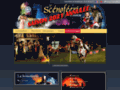 Spectacle son et lumi�re de Semblan�ay