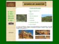 Scierie de munster - Bois de charpente sur liste, planches et faconnage - Munster
