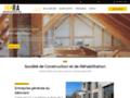 Détails : SCRA construction et réhabilitation en Gironde