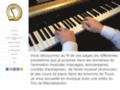 Sébastien Gras - pianiste et compositeur