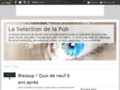 site http://selection-pub.over-blog.com/