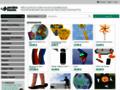 Voir la fiche détaillée : Vente en ligne de trottinettes et cerfs-volants