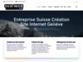 Détails : Création De Sites Web Professionnels En Suisse - Cree Votre Devis Online
