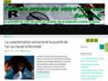 Détails : Site de publication d'articles