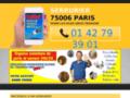 Détails : Serrurier 75006