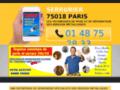 Détails : Serrurier 75018