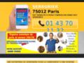 Détails : Serrurerie 75012