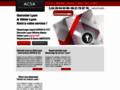 Détails : ACSA : artisan serrurier et vitrier à Lyon