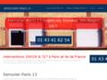 Détails : Artisan serrurier Paris 13