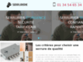 Détails : Serrurier Paris : Entreprise professionnelle de serrurerie à Paris