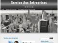 Détails : Informez-vous sur les services aux entreprises
