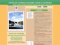 calendrier des brocantes sur si.saintsaulge.free.fr