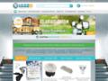 Détails : Siageo.com, vente d'ampoules led et éclairages extérieurs