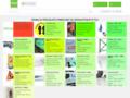 Détails : Sigma Signalisation – panel complet panneau travaux chantier