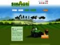 SimAgri Portail - Le jeu de simulation agricole