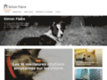 Détails : Simon Flaire, un site sur les chiens
