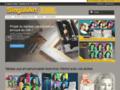 Capture du site http://singuliart.com/