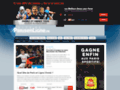 Détails : Le premier pari sportif en ligne