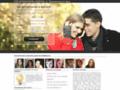 Détails : Une inscription sur un site de rencontre entre célibataires