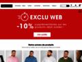 Détails : Des vêtements grande taille chez Size Factory