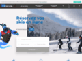 Location ski en ligne Skimium