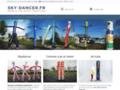 Détails : Sky-dancer, une boutique de publicitaire gonflable en ligne