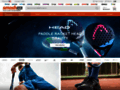 Détails : Smashinn. Magasin en ligne de matériel de tennis et padel